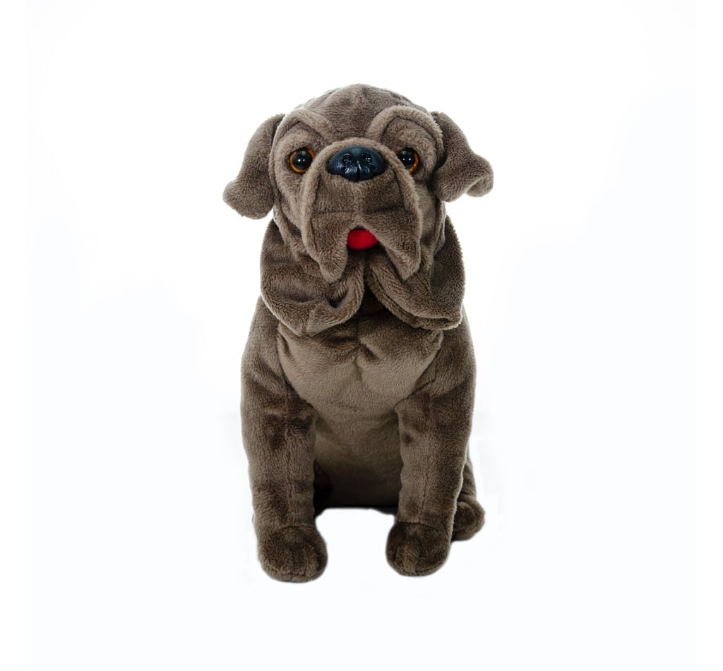 fang medium dog animal plush