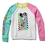 Disney x Vans Hyper Minnie Mouse Crew Sweatshirt