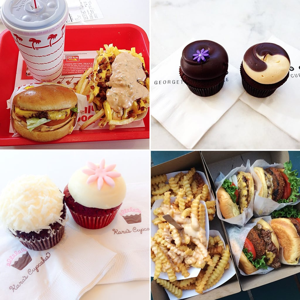 Popsugar Food: East Coast Vs. West Coast Food Poll