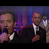 Slow-Jam the News With Barack Obama