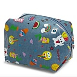Bari Lynn Kid's Emoji Printed Makeup Bag