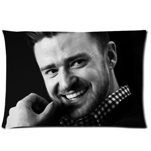Justin Timberlake Pillow Case