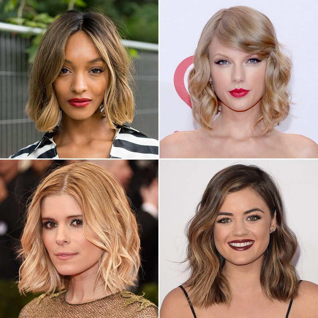 Celebrity Makeup Looks: Matte Lips, Baby Bangs and More ...