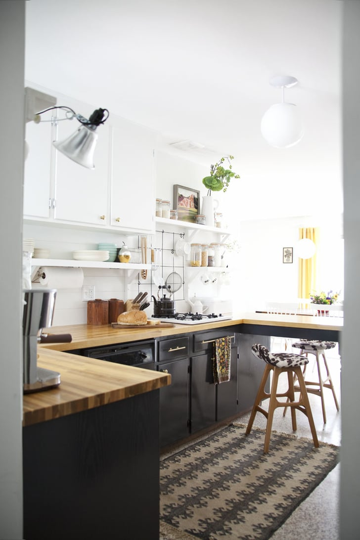 How to Decorate a Small Kitchen | POPSUGAR Home