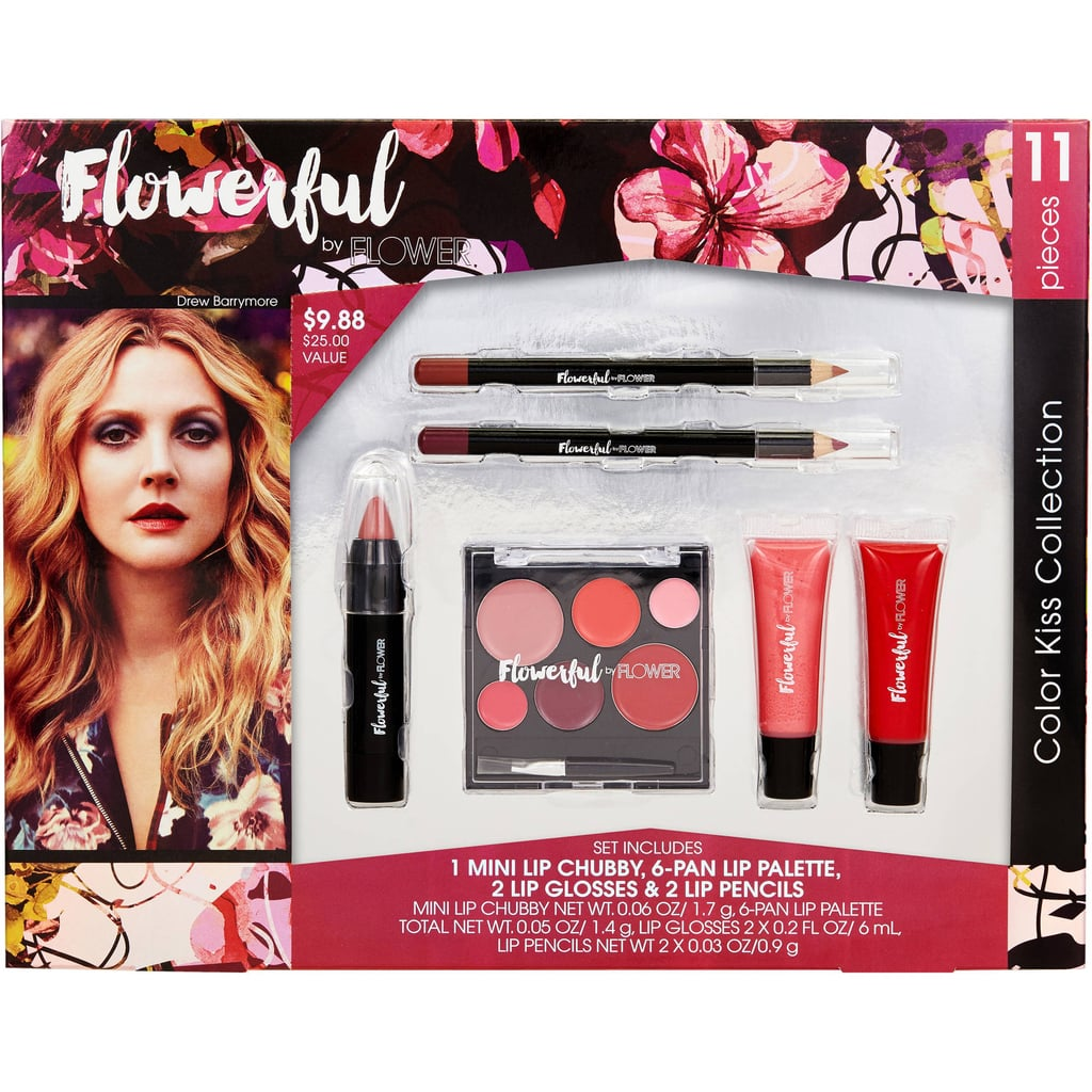 Flower Beauty Flowerful Color Kiss Collection