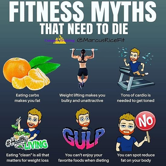 Worst Fitness Myths