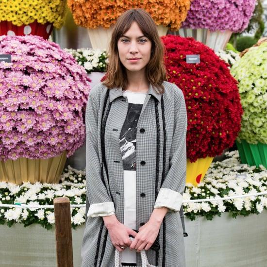 Alexa Chung Fashion Line
