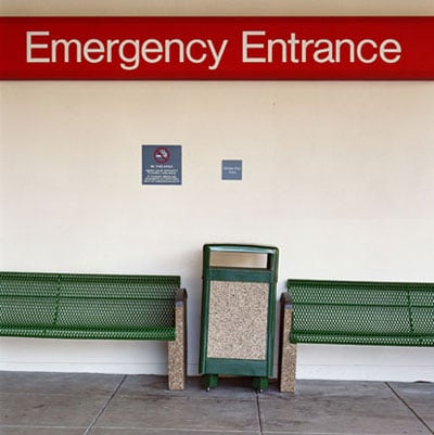 Have You Ever Been to the ER as an Adult?