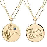 Kris Nations Happy Camper Pendant
