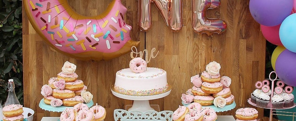 Creative First Birthday Party Ideas 2019