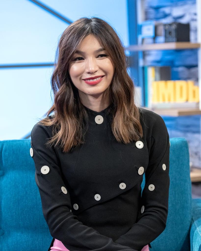 Gemma Chan's Medium-Length Cut