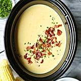 Slow-Cooker Corn Chowder