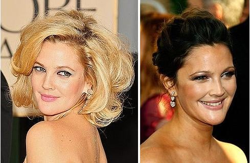 Which Haircolor? (Drew Barrymore)