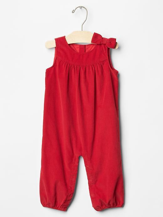 Gap Cord Bow One-Piece