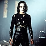 Brandon Lee as Eric Draven in The Crow