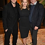 Jude Law and Kate Winslet Wonder Wheel Screening Photos