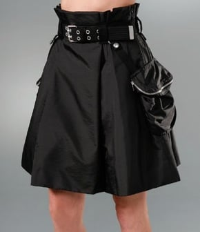 Marc by Marc Jacobs Embossed Nylon Skirt: Love It or Hate It?