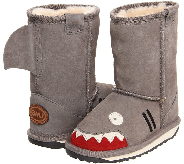 Emu Little Creatures Shark Shoes