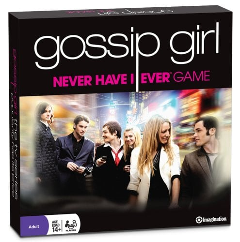"Gossip Girl ""Never Have I Ever"" Board Game ($25)"