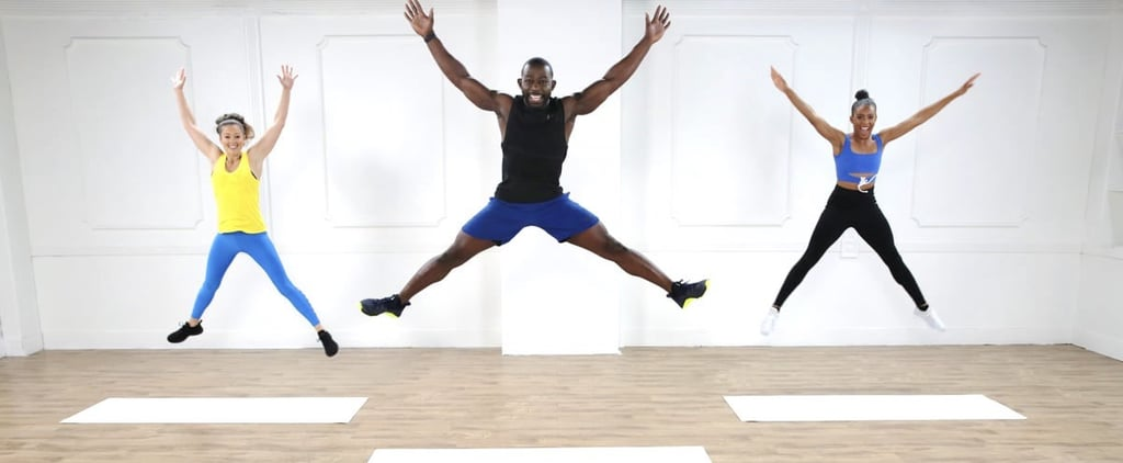 30-Minute No-Equipment HIIT Workout