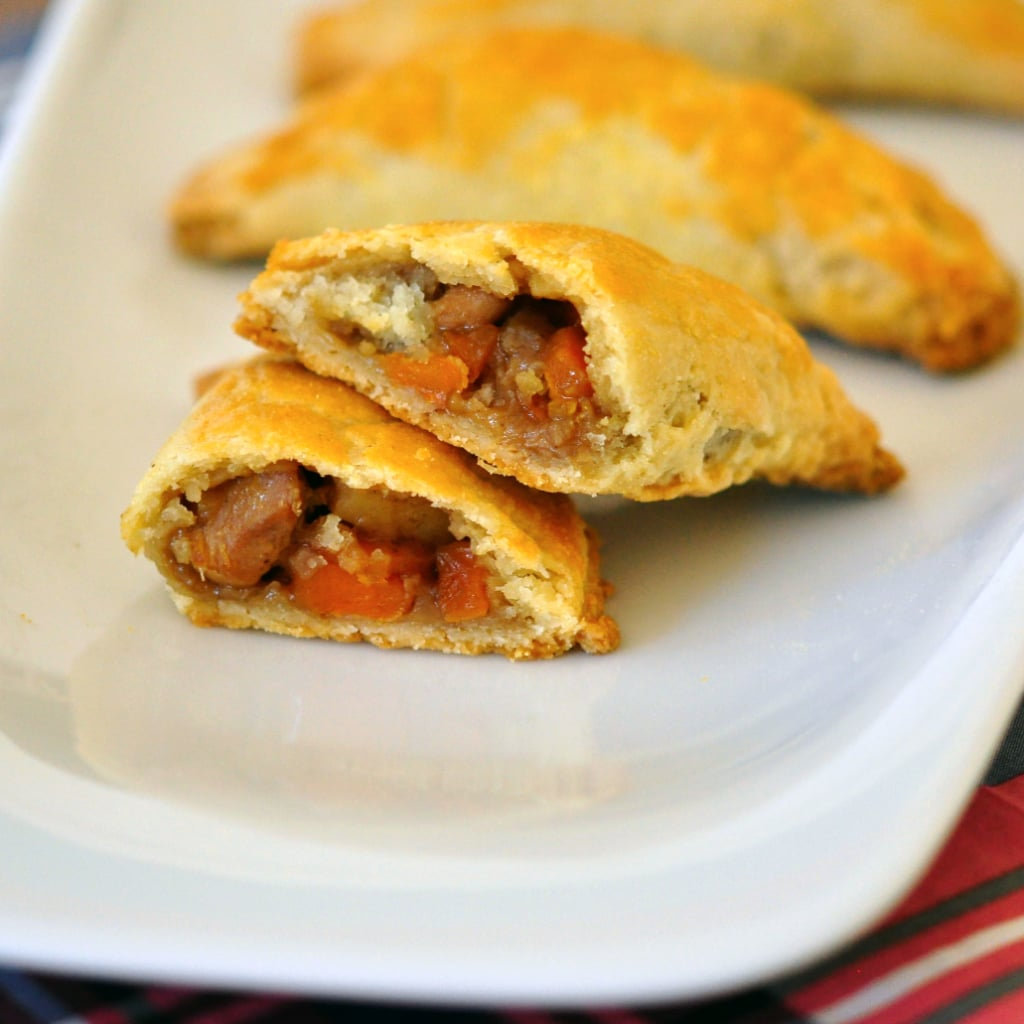 Cornish Pasties Recipe
