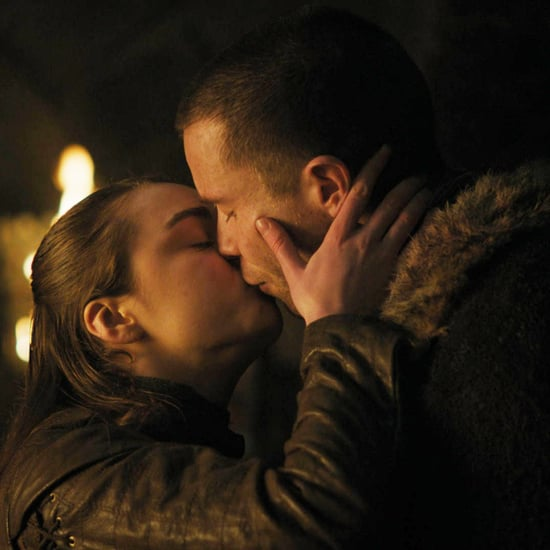 Arya and Gendry's Sex Scene on Game of Thrones
