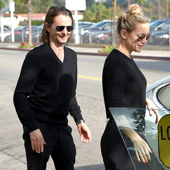 Kate Hudson and Matthew Bellamy Reunite After Split | Photos