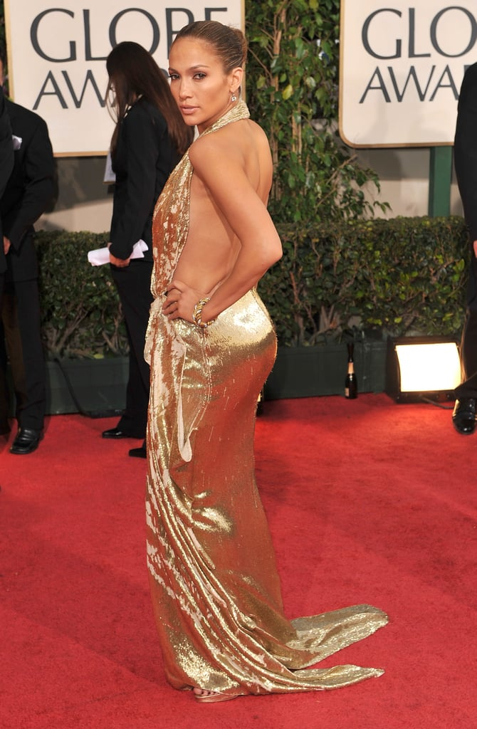 At the 2009 Golden Globes