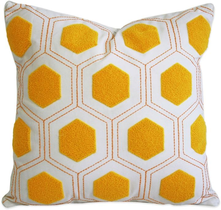 Bed Bath Beyond Nostalgia Home Ally Square Throw Pillow 50