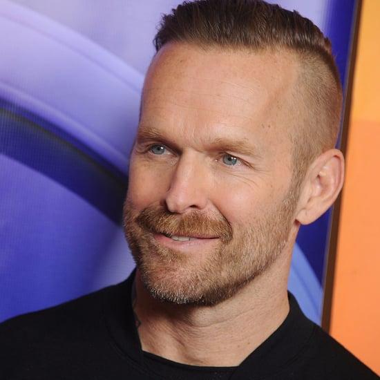 Bob Harper on Mediterranean Diet