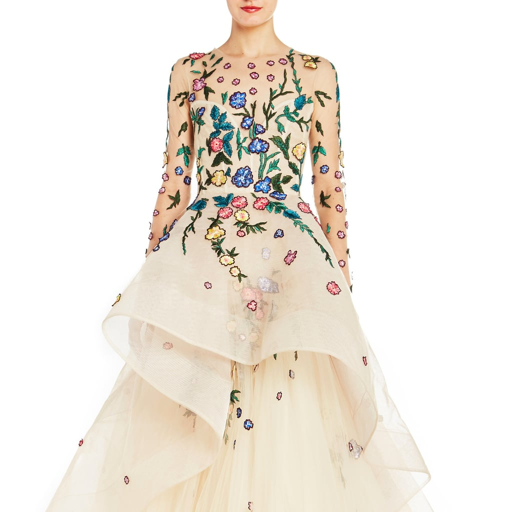 Wedding Dresses With Color   POPSUGAR Fashion