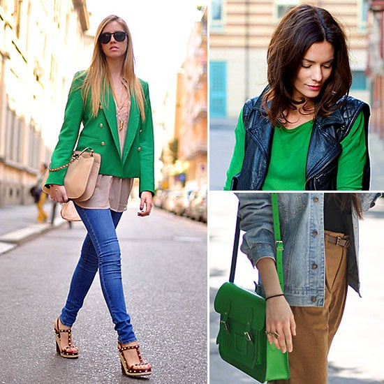 Color Theory: Brighten Up With a Pop of Kelly Green