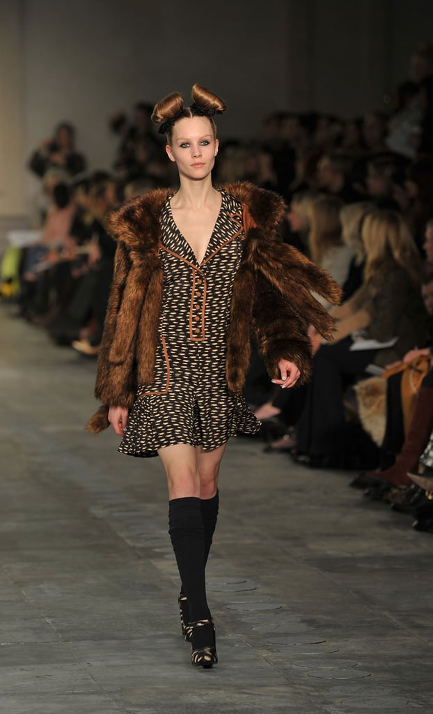 Topshop Unique Fall 2011