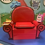 LeapFrog Blue's Clues & You! Play & Learn Thinking Chair