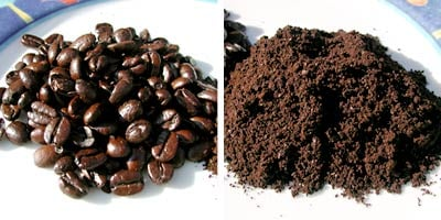 At Home Spa Treatment: Coffee Scrub