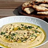 Smooth and Creamy Hummus