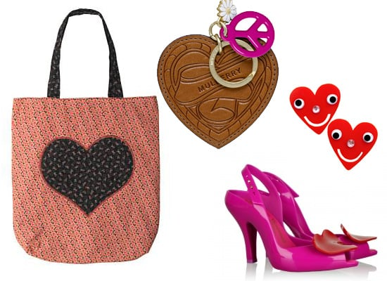 Heart Shaped Gifts for Valentine's Day 2010