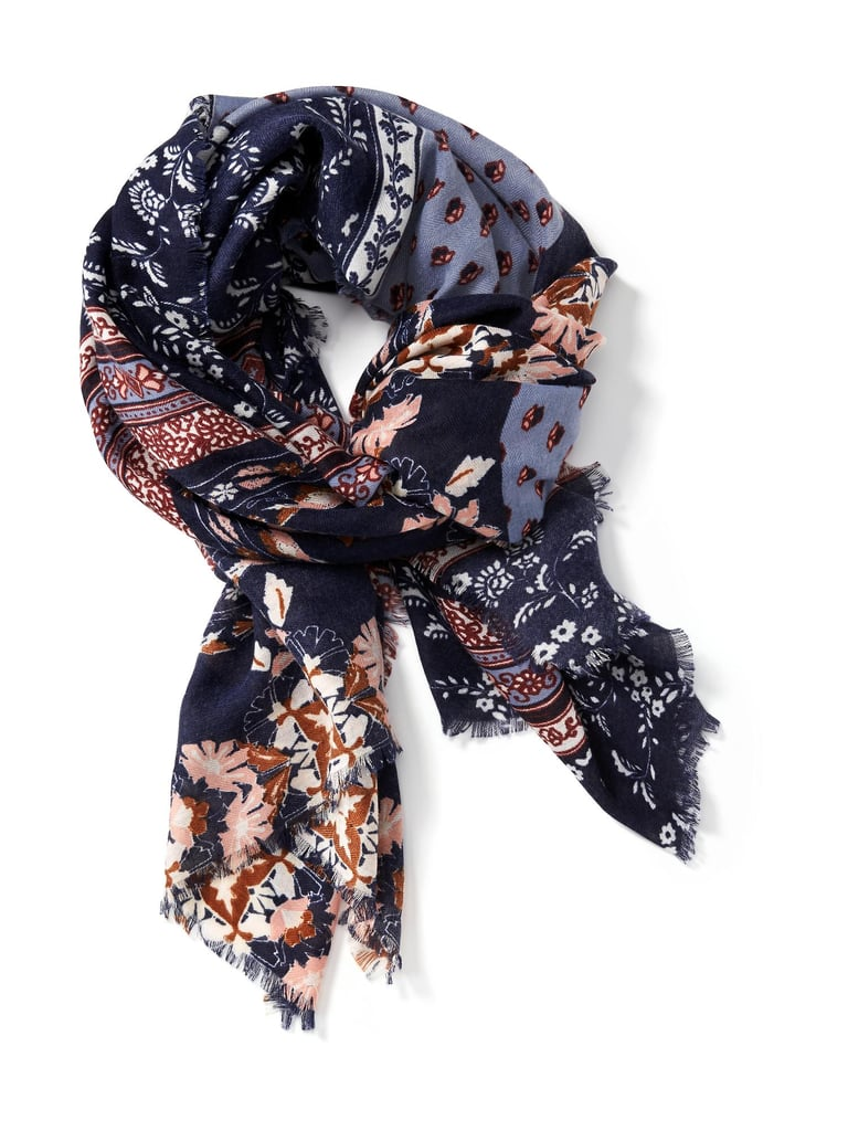 A Scarf to Style With Simple Ensembles