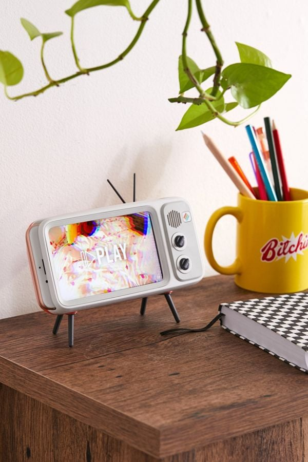Retroduck Retro TV iPhone Dock