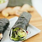 Cucumber Avocado Tuna Hand Rolls