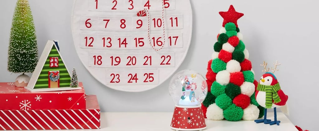 Target Debuts Colourful Pom-Pom Christmas Trees and Wreaths