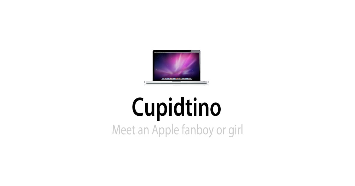 Apple lovers dating site