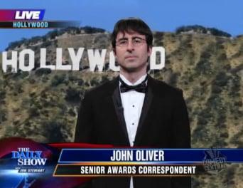 Lighten Up! Is Jon Stewart the George W. Bush of the Oscars?