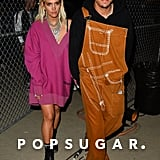 Ashlee Simpson and Evan Ross at Coachella 2019