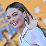Margot Robbie's New Classic Red Hair Color Is a Far Cry From Harley Quinn