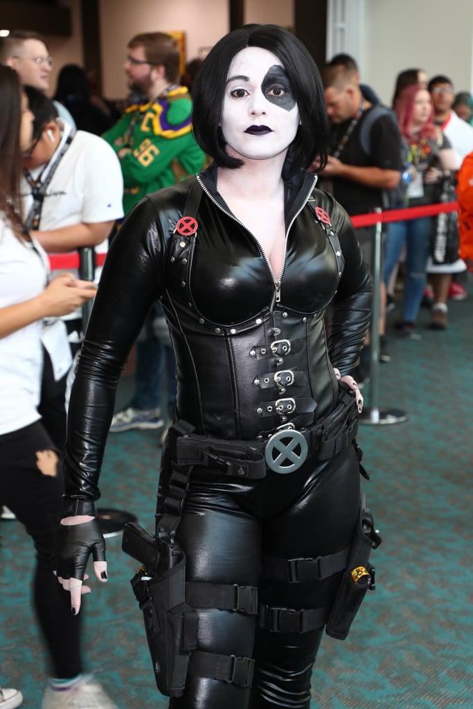 Domino from X-Men