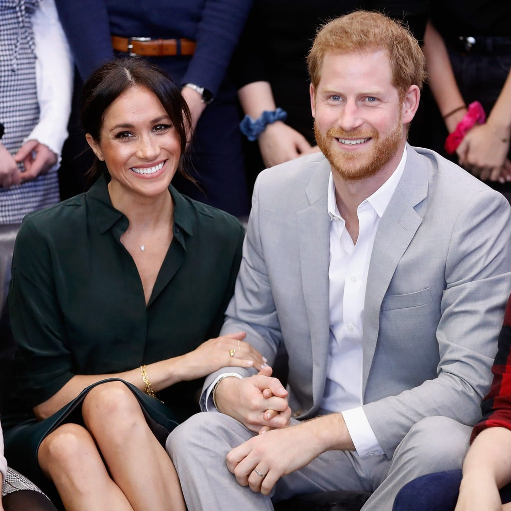 Prince Harry and Meghan Markle Baby Details