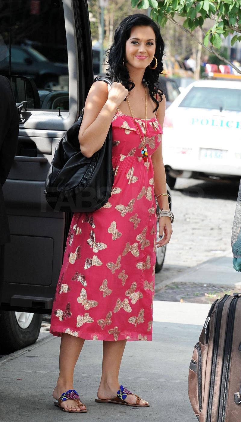 Katy Perry Casual Outfits