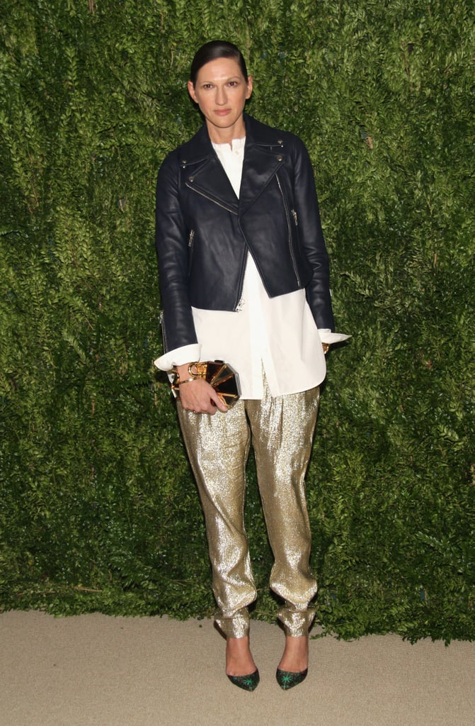 Jenna Lyons Teaches Us How to Wear Party Pants