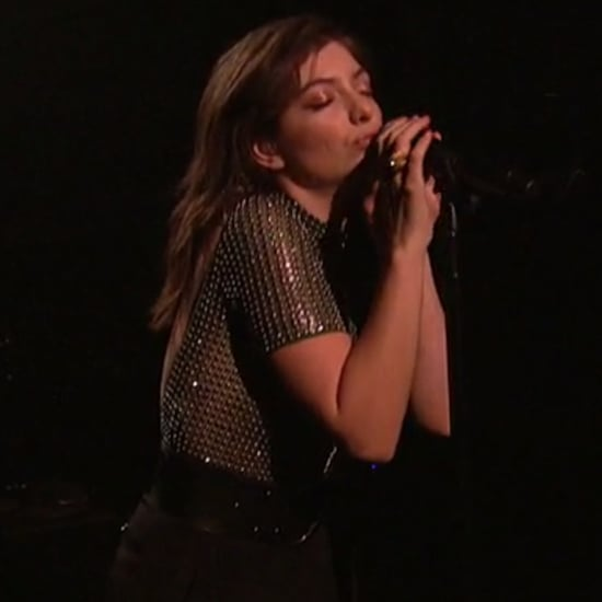 Lorde Performances on Saturday Night Live 2017